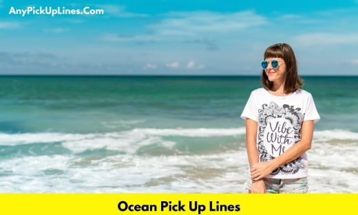 Ocean Pick Up Lines